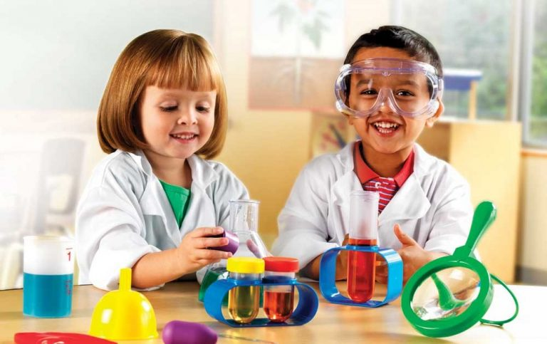 Science for children – How you can Collect Data within an Experiment