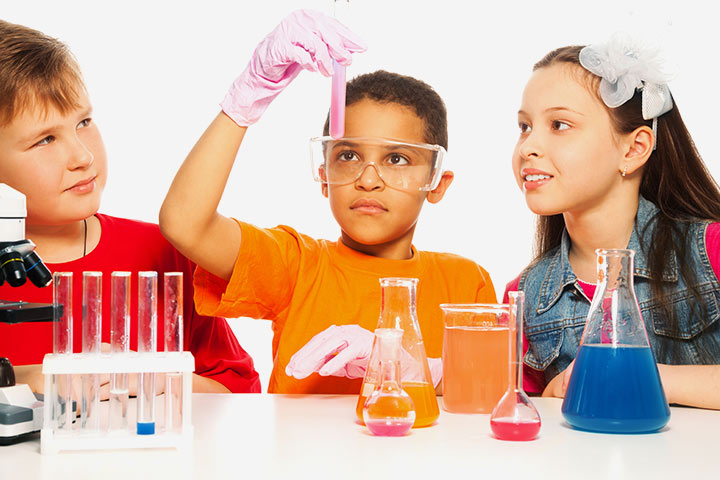Steps to make Science Fun For Kid