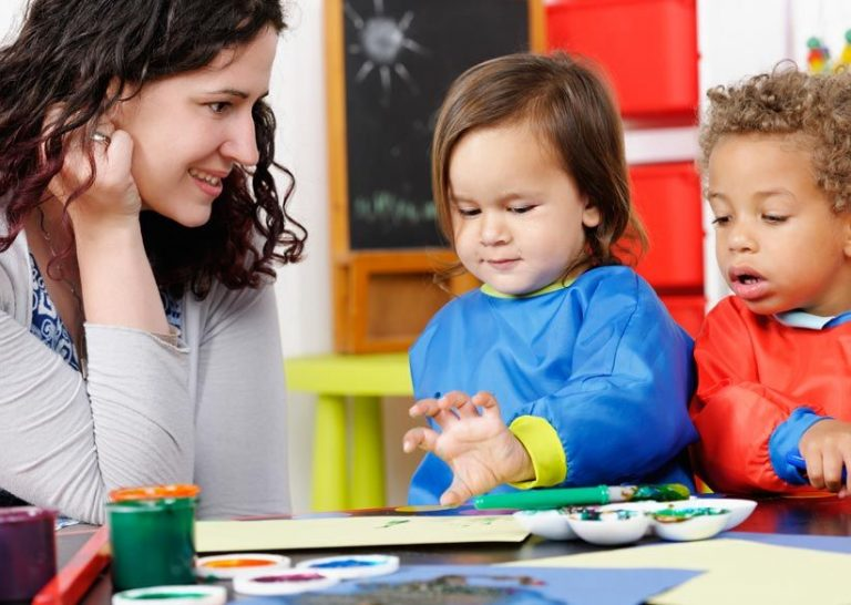 A Whole New Perspective on Child Care Courses
