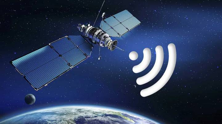 Satellite Internet Is Faster and More Reliable Than Dial Up