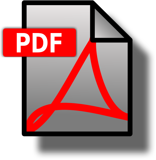 Unique factors for making use of the PDF format